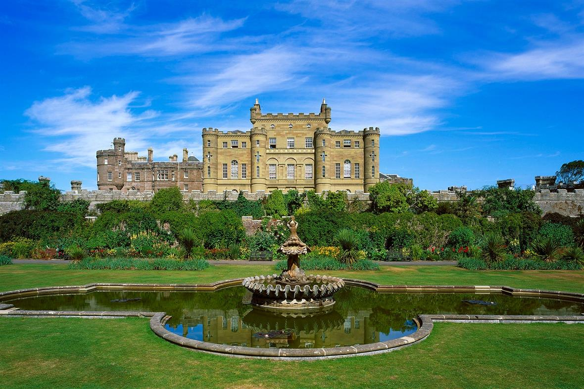 Culzean Castle, a National Trust for Scotland property (Photograph: David Robertson/National Trust for Scotland)