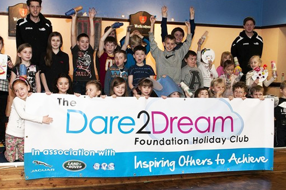A Dare2Dream Foundation holiday club