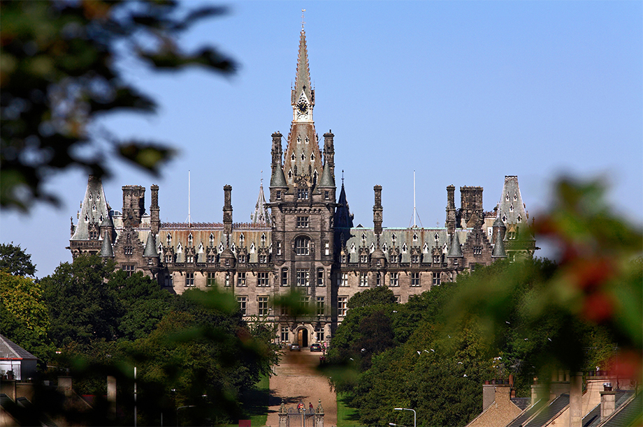 Fettes College, an independent charitable school in Edinburgh