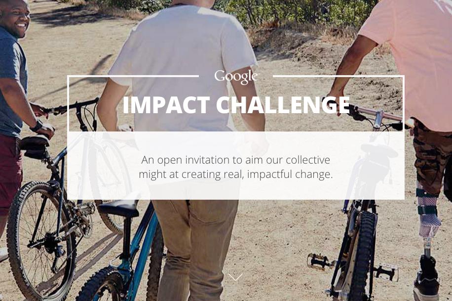Global Impact Challenge
