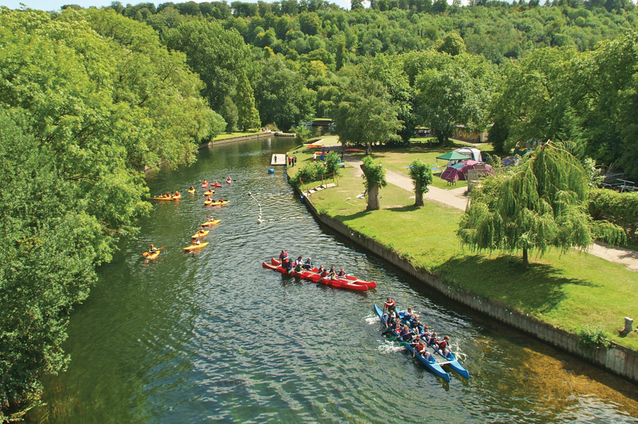 The Longridge water sports centre received a rebate