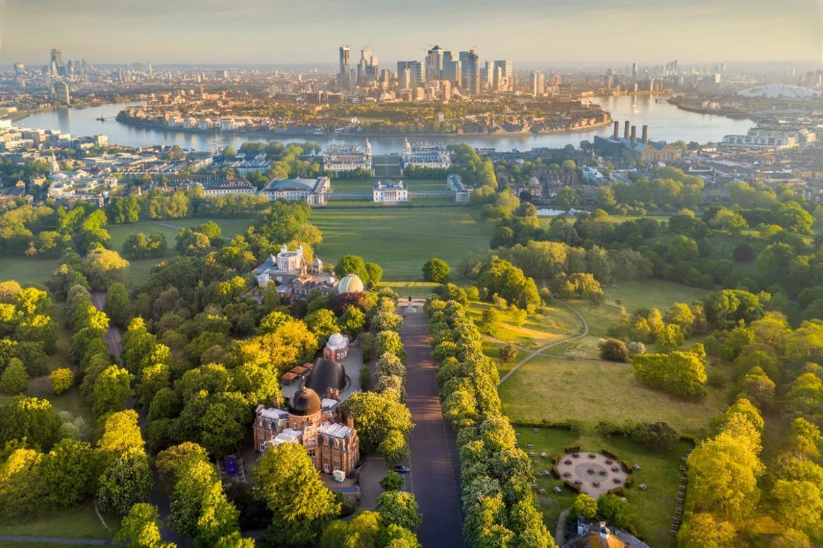 Greenwich Park (Photograph: Royal Parks)