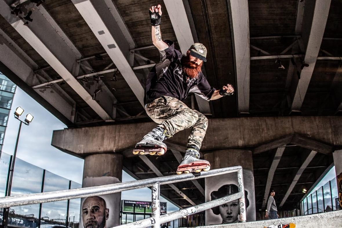 Community share offers raised more than £132,000 for skate park Projekts MCR in just 64 days. Photo: Cam Wiggins
