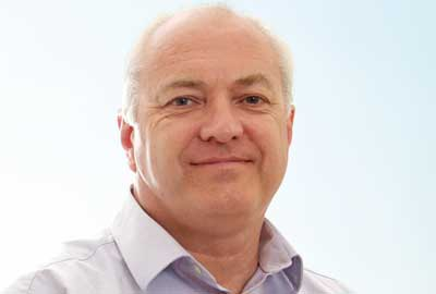 Keith Mogford, chief executive of Skills - Third Sector
