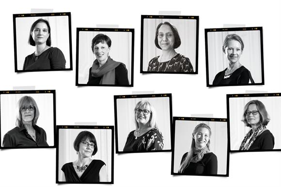 Third Sector's female cover stars