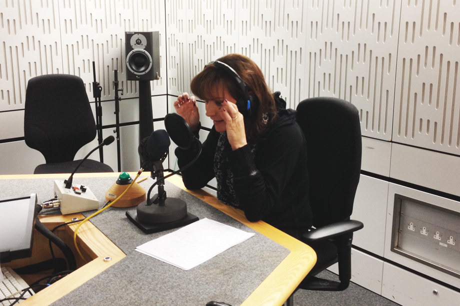 Lorraine Kelly fronted a Radio 4 appeal for Sightsavers