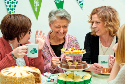 Macmillan's World's Biggest Coffee Morning