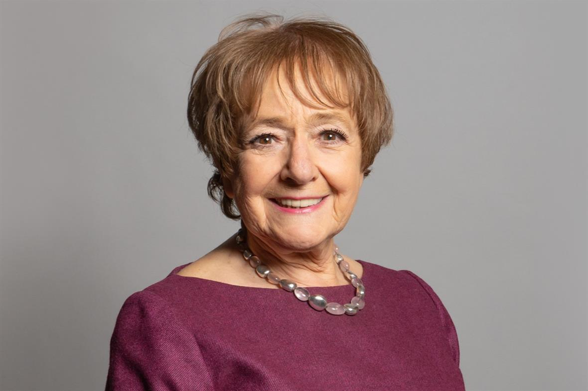 Dame Margaret Hodge (Photograph: Richard Townshend/House of Commons portrait)