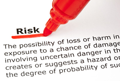 Small charities should consider the risks they face
