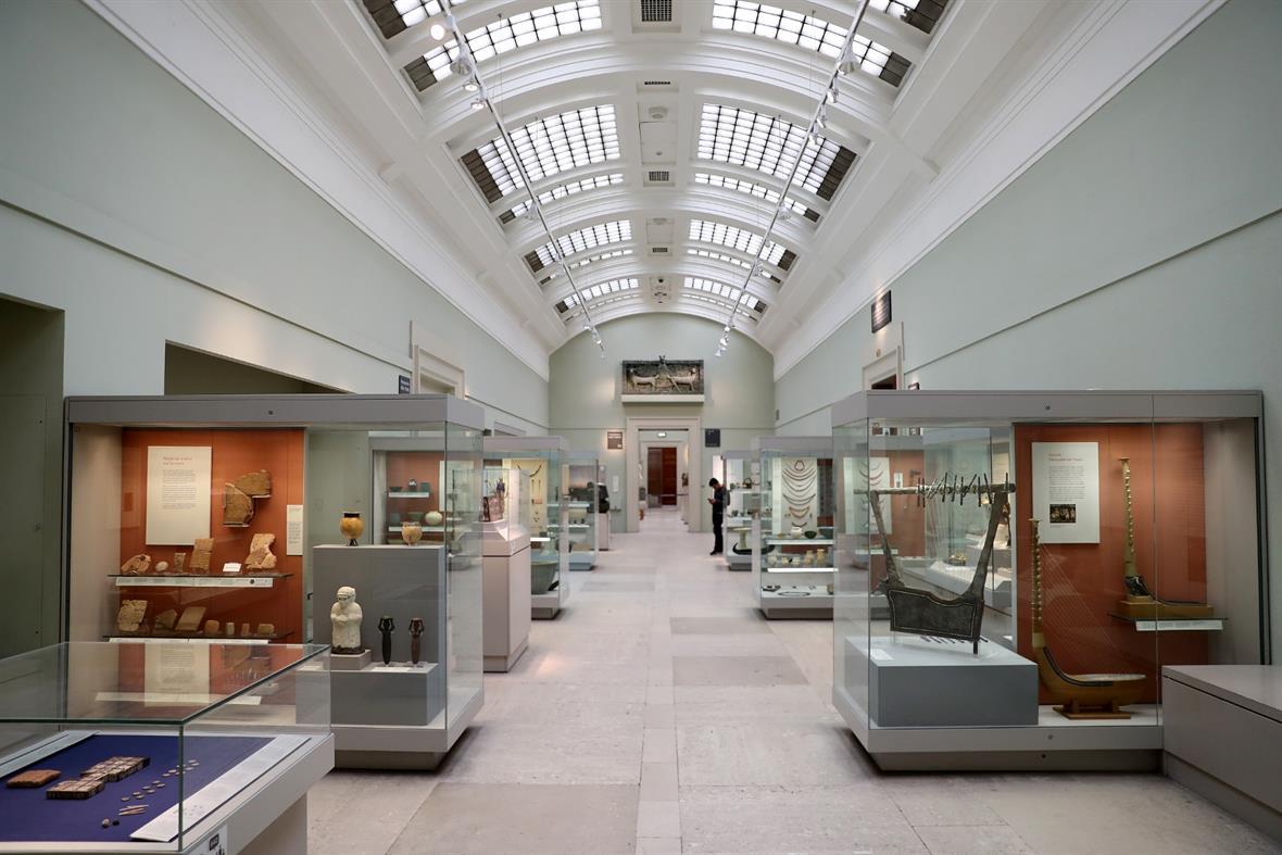 The British Museum (Photograph: Chris Jackson/Getty Images)