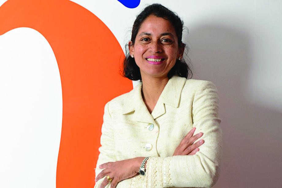 Natasha Singarayer