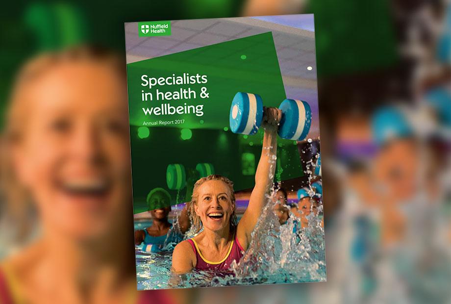 Nuffield Health annual report