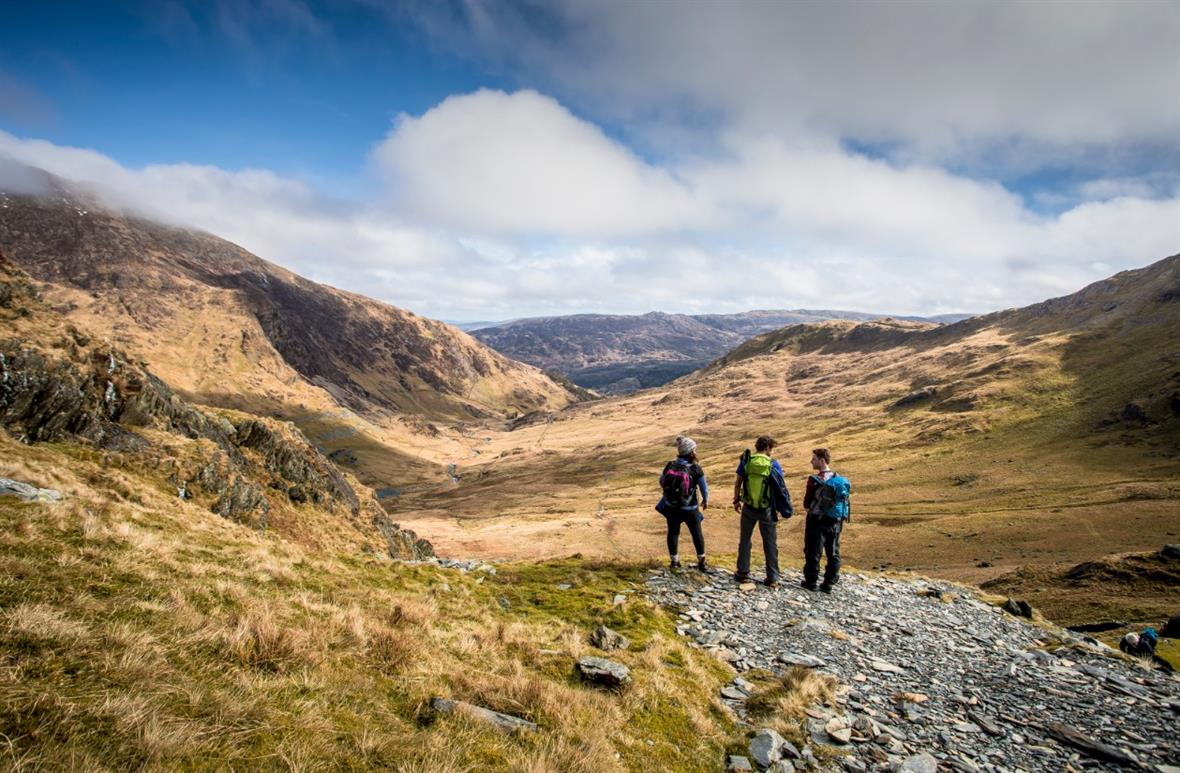 The charity helps people find employment in the outdoor pursuits industry