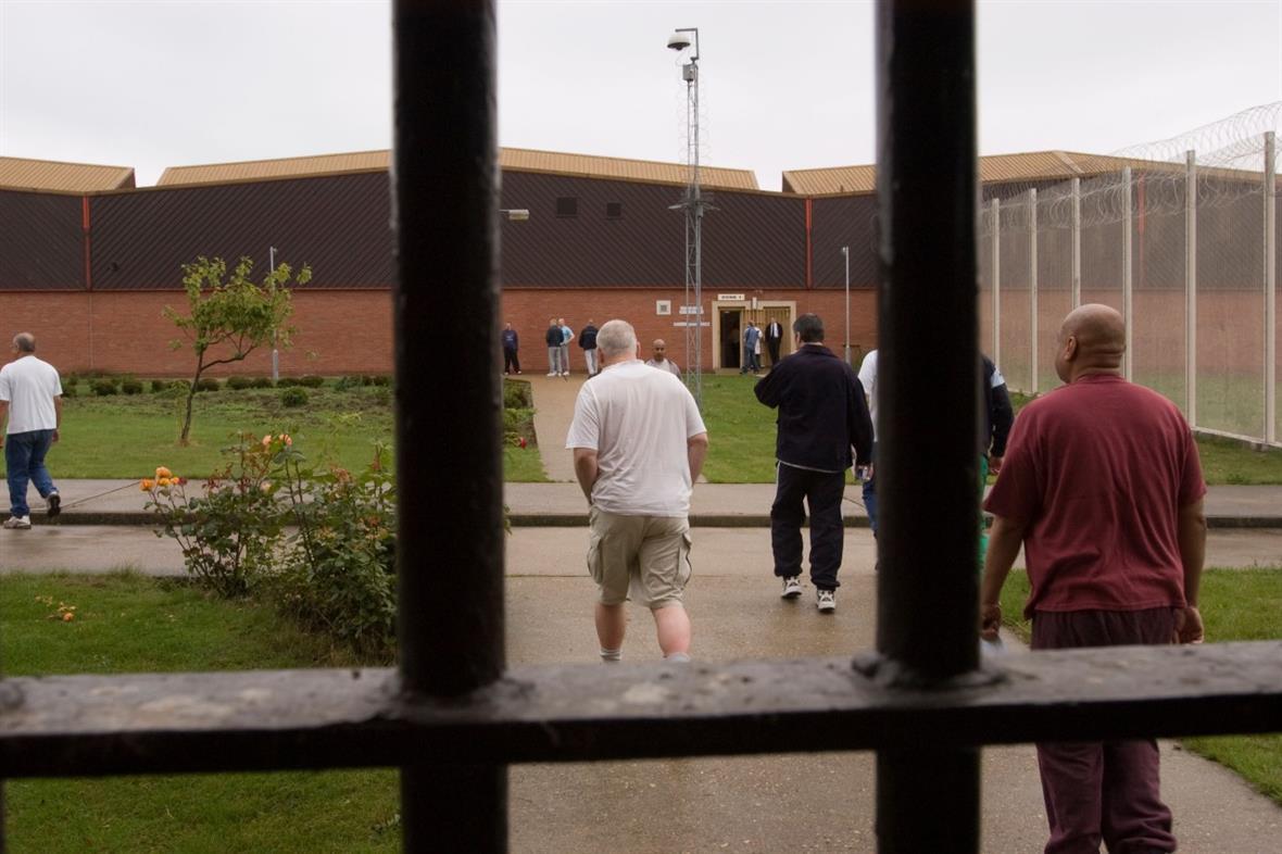 Prisoners (Photograph: Mark Harvey/Alamy)