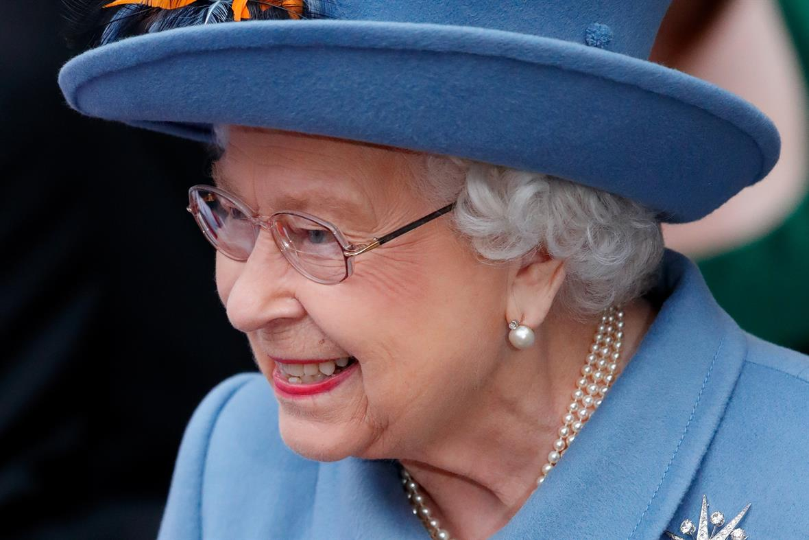 The Queen earlier this year (Photograph: Max Mumby/Indigo/Getty Images)