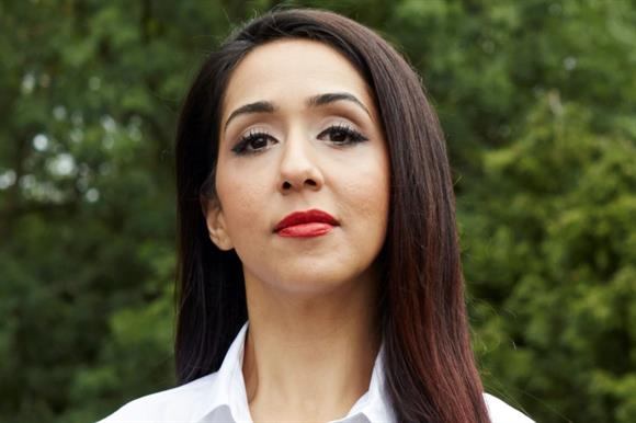 Sajda Mughal