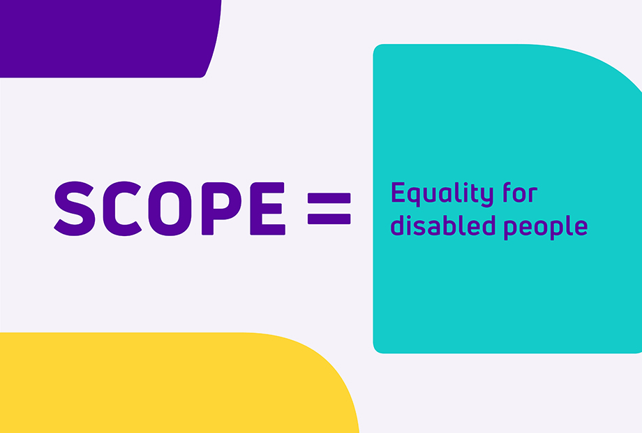 Scope's new logo