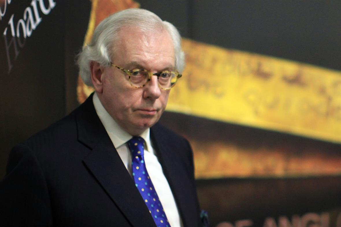David Starkey (Photograph: Christopher Furlong/Getty Images)