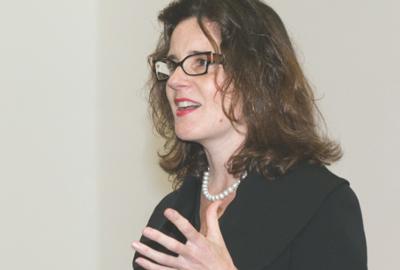 Sydney Thornbury says her approach is 'unashamedly pro-profit'