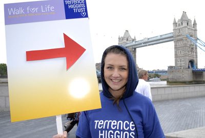 The Terrence Higgins Trust has been involved in more than 30 mergers