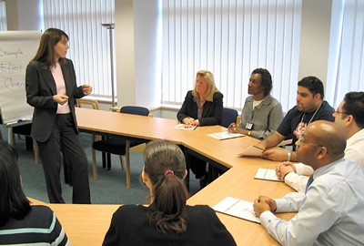 Take advantage of training opportunities, even if they are not relevant to your existing role
