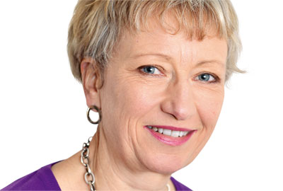 Valerie Morton says it is important to demonstrate your strengths to a new boss