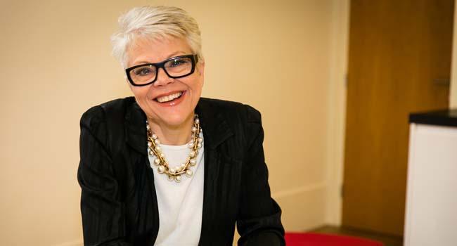 Wanda Hamilton, group director of fundraising, RNIB