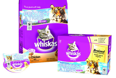 Whiskas and WWF-UK