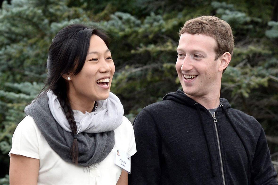 Chan and Zuckerberg