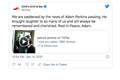 Chili's pays tribute to Vine star and 'welcome to Chili's' meme creator Adam Perkins