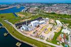 Barry Biomass plant applies to discharge planning conditions