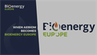 AEBIOM rebrands as Bioenergy Europe