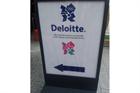 Deloitte: London 2012 hospitality
