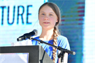 How the 'Greta Thunberg effect' is impacting events