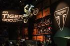 Case study: Launching Triumph's new motorbike