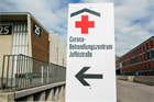 Events company helps build temporary hospital in Berlin