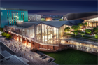 Gateshead Quays conference centre scheduled to open in 2023