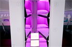 Air New Zealand unveils economy-class lie-flat seats