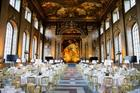 Historic Painted Hall re-opens in London