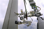 Offshore blade maintenance robot wins major backing from GE