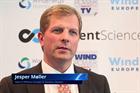 Hamburg 2016: Siemens head offshore concepts Jesper Moeller