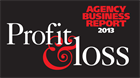 Agency Business Report 2013: Profit & loss