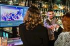 Watch: 'World's first AI bar' serves up global coverage