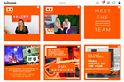 Brazen develops InstaCreds page to overcome lack of face-to-face time in pitches