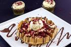Dessert chain Creams serves up consumer and corporate brief