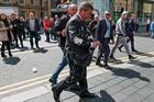 Milkshake brings all the noise to Farage