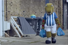 Watch: Paddy Power's jobless mascot offers light relief from crisis