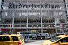 New York Times to move digital operations out of HK amid security-law concerns