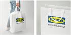 Ikea Singapore embraces typo on reusable bag