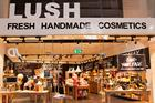 What is the impact of Lush's decision to abandon social media?